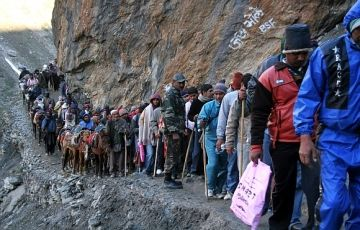 Amarnath Yatra By Helicopter 2 Nights & 3 Days