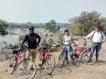 orchha nature tour