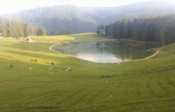 Camping And Paragliding Jammu Tour Package