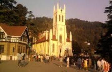 Shimla Manali Honeymoon Package Ex- Delhi