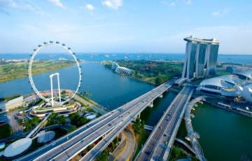 SINGAPORE + CRUISE PACKAGE 06 NIGHTS / 07 DAYS
