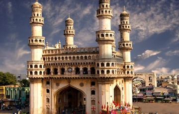 Hyderabad 3N / 4 d