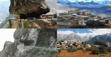 Kinnaur Tour with Sangla valley by AC Cab for 09 Nights | 10