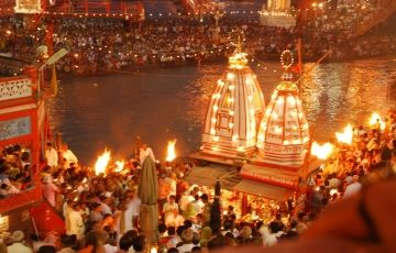 Golden Triangle With Haridwar