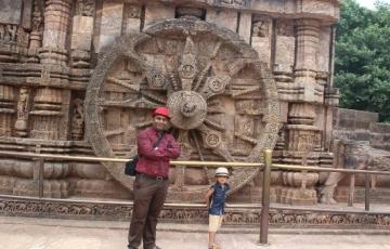Jagannath Puri & Gangasagar Tour 5N/6D