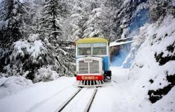 Hill Station Shimla Volvo Tour package