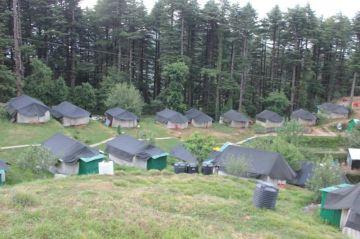 Kanatal Camping
