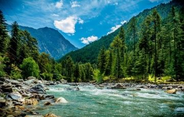 Kasol and Tosh Tour