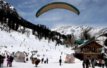 First solo trip to Shimla and Kullu-Manali is just the begin