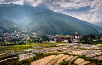 Thimphu 1N + Wangdue / Punakha 2N  + Paro 3N