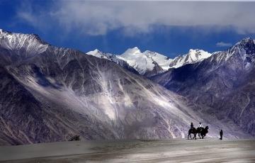 Glimpse of Ladakh 07 Nights / 08 Days
