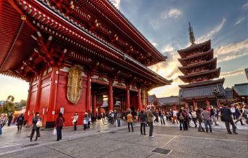 3 Days in Tokyo (All Days Free Plan) Japan 4 Days/3 Nights