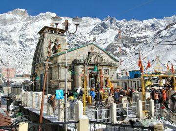 Badrinath kedarnath Gangotri Yamunotri Package