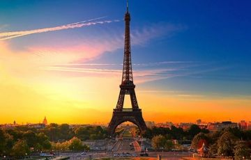 Amsterdam and Paris Package for 5 Days (Europamundo Vacation
