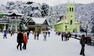 Shimla and Manali Special Honeymoon Package