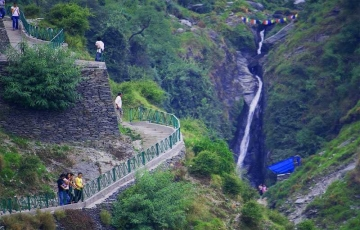 Family Trekking Package with Mcleodganj