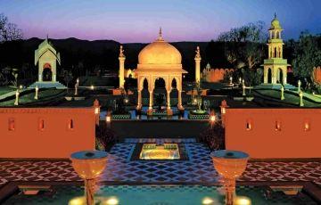 Bikaner - Jaisalmer - Jodhpur - Udaipur