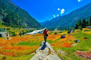 EXOTIC SHIMLA TOUR WITH SANGLA VALLEY 3 NIGHTS AND 4 DAYS