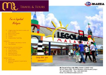 FUN IN LEGOLAND PACKAGE