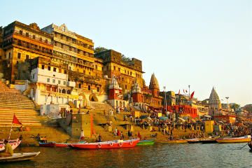 Varanasi Allahabad Ayodhaya-5 Days