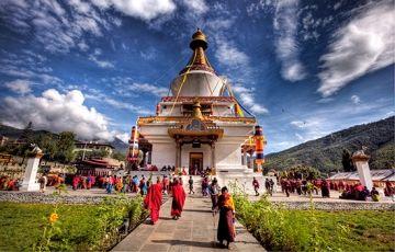 Best Of Bhutan Tour ( 3*** PACKAGE)