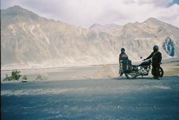ONCE IN A LIFE ROAD TRIP TO LADAKH