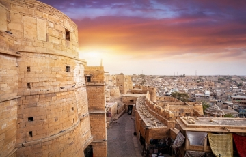Experience Royalty in Rajasthan