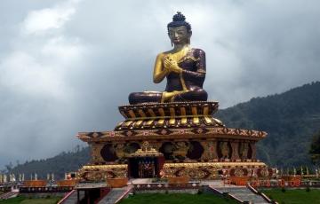 Peaceful Sikkim