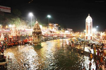 IHC-10 Haridwar Rishikesh with Mussoorie Tour Package 4 nigh