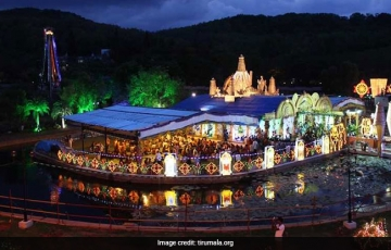 CYT Tirupati Special Darshan