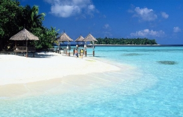 5 Nights Flight Included Maldives - Maldives Package