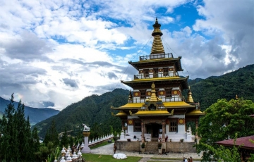 AMAZING BHUTAN 6 NIGHTS / 7 DAYS
