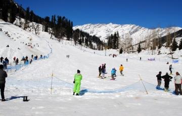 Mesmerizing Shimla and Manali