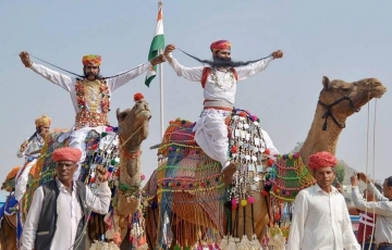 Rajasthan Fort and Desert Tour