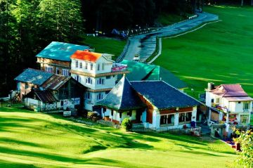 Amritsar, Dalhousie,Dharamshala Special Holiday Package by D