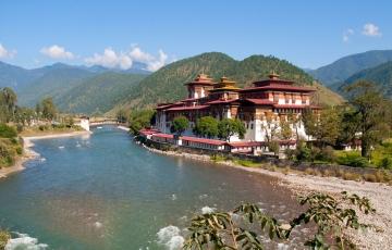 WESTERN BHUTAN TOUR 5 NIGHTS / 6 DAYS