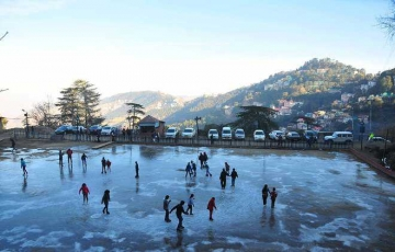 Different Avtar of Nature in Himachal with Golden Temple