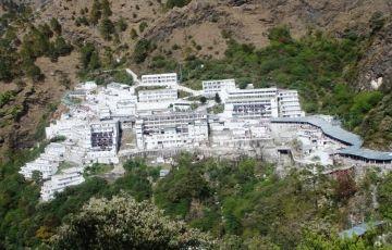 Maa Vaishno devi heloicopter package 2N/3 D ( Luxury hotel)
