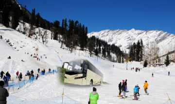 EXOTIC SHIMLA MANALI TOUR 4 NIGHTS AND 5 DAYS