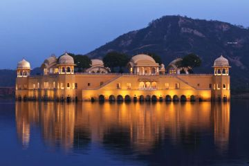 Honeymoon in Jaipur