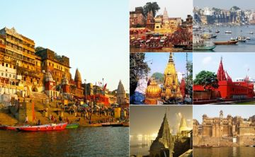 8 Days/7 Nights Allahabad Varanasi Puri Tour Package