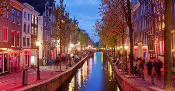 Amsterdam & Paris