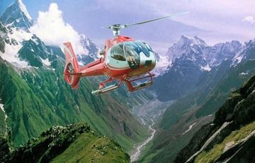 Amarnath 5N/6D helicopter package