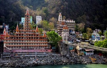 Chardham by Road & Helicopter