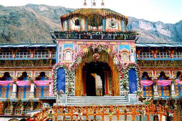 Deluxe Badrinath Kedarnath Group Yatra 2018 Ex Haridwar