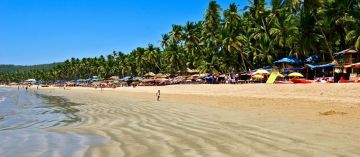 MUMBAI, GOA AND ALLEPPEY 7 DAYS AND 6 NIGHTS