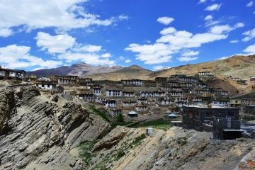 Gateway to Spiti Valley