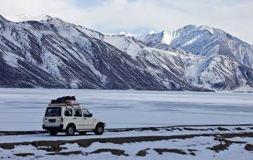 Ladakh Road Adventures