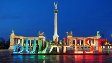 Budapest & Prague