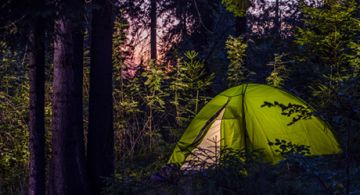 Bangalore to Coorg package with Camping